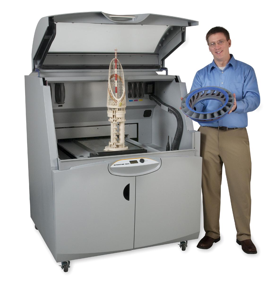 Imprimante 3d grand format fabrication m canique - Imprimante 3d fonctionnement ...