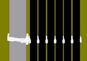 hellermanntyton detail assemblage descente toron